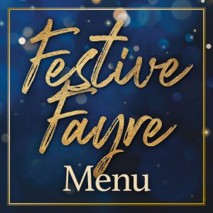View our Festive Fayre menu